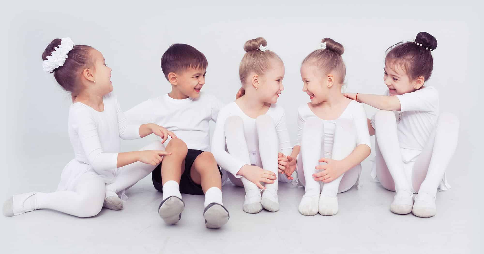 Dance Studio Matthews Children