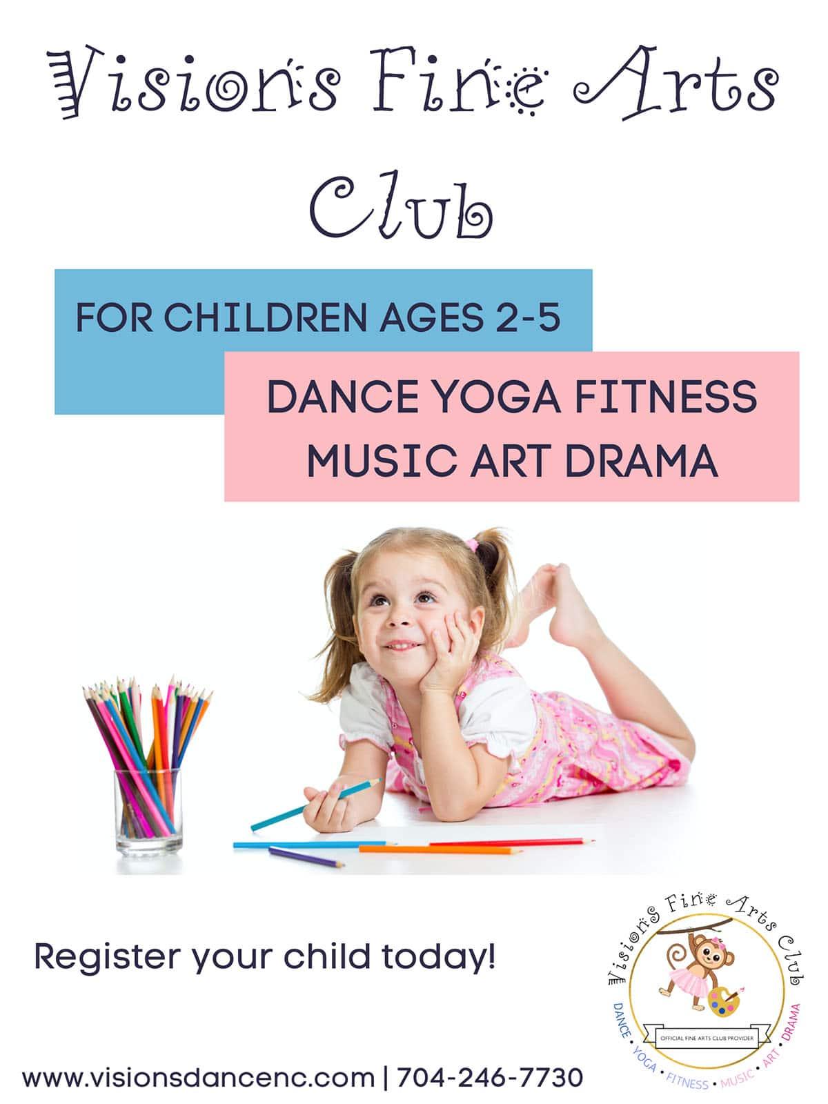 Kids Fine Arts Club